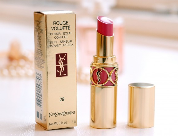 YSL Rouge Volupté 29 Opera Rose