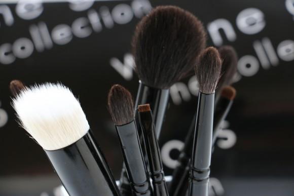Wayne Goss makeup pensler børster
