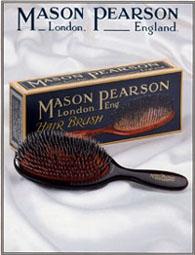 Mason Pearson hårbørste (fra www.masonpearson.com)