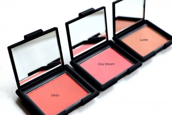NARS blush Gilda Luster Day Dream