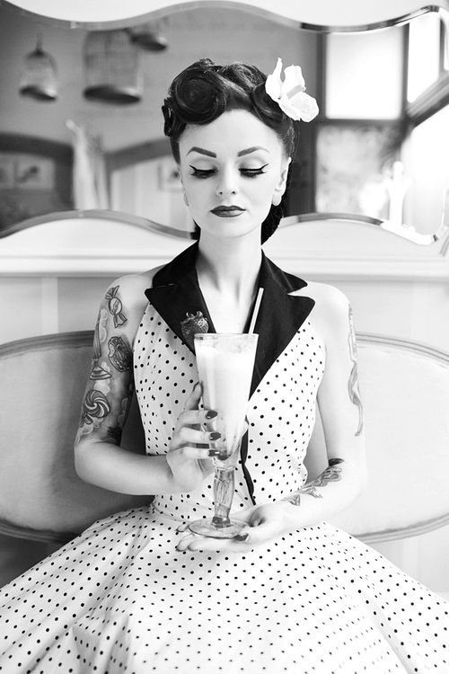 Rockabilly inspiartion 4