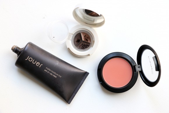 MAC Peaches New CID Jouer Matte Moisture tint
