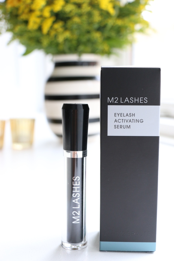 M2 lash serum vippeserum eyelash activating serum