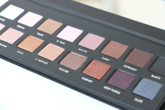 Lorac Pro palet palette