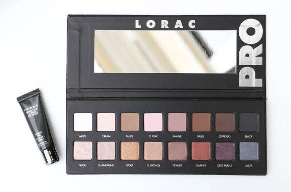 Lorac Pro anmeldelse