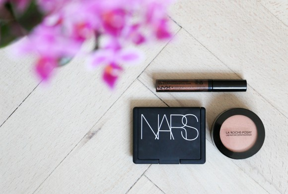 Nars desire laroche posay caramel tendre nys extreme coffee