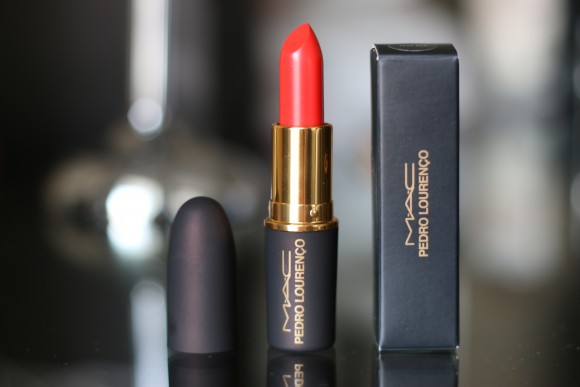 MAC True Red Pedro Lourenco 2