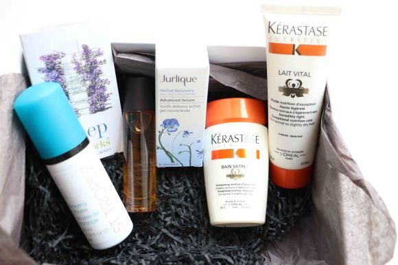 Lookfantastic Beauty Box review anmeldelse