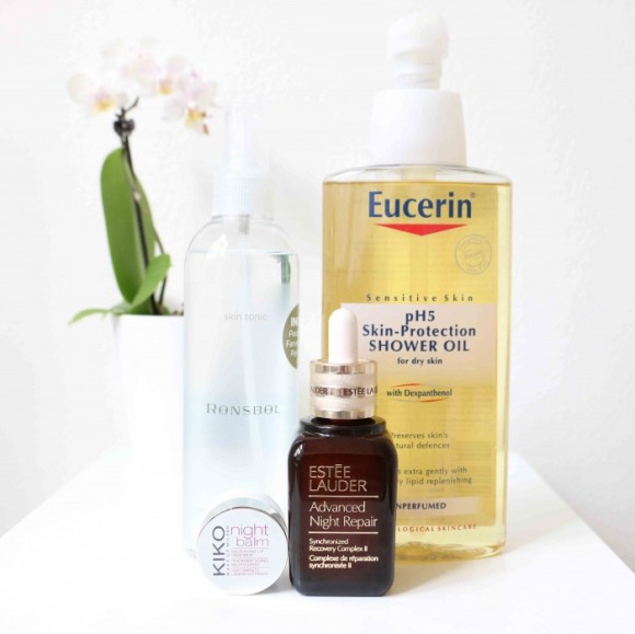 Eucerin shower oil kiko lip night repair estee lauder advanced night repair ronsbol skin tonic